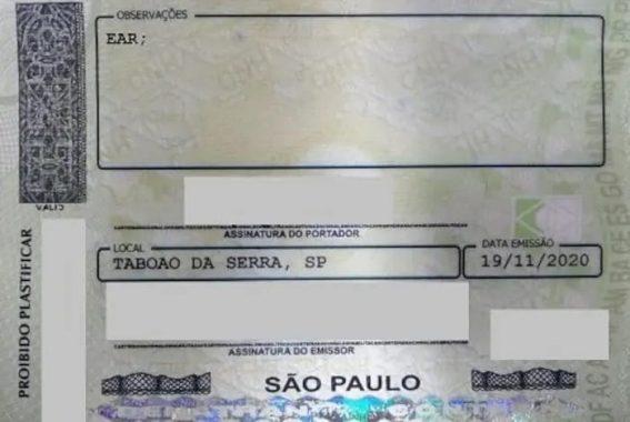 CNH vencida em São Paulo: até quando é possível dirigir?