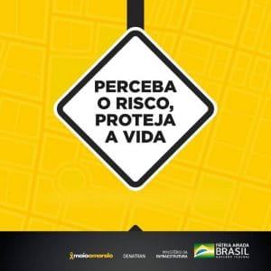 Com mais de 74 milhões de condutores habilitados, Brasil ainda sofre com acidentes de trânsito